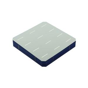 Image 3 - 40 Pcs 5 mit/teilen Monokristalline Solarzelle 156*156mm Für DIY Photovoltaik Mono Solar Panel