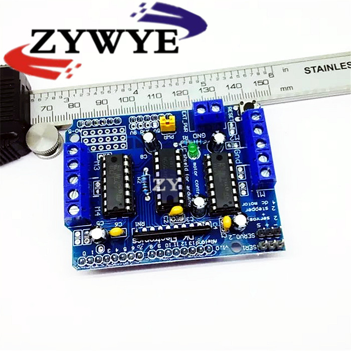 BB-L298 - Open Source Hardware Board - OLIMEX LTD