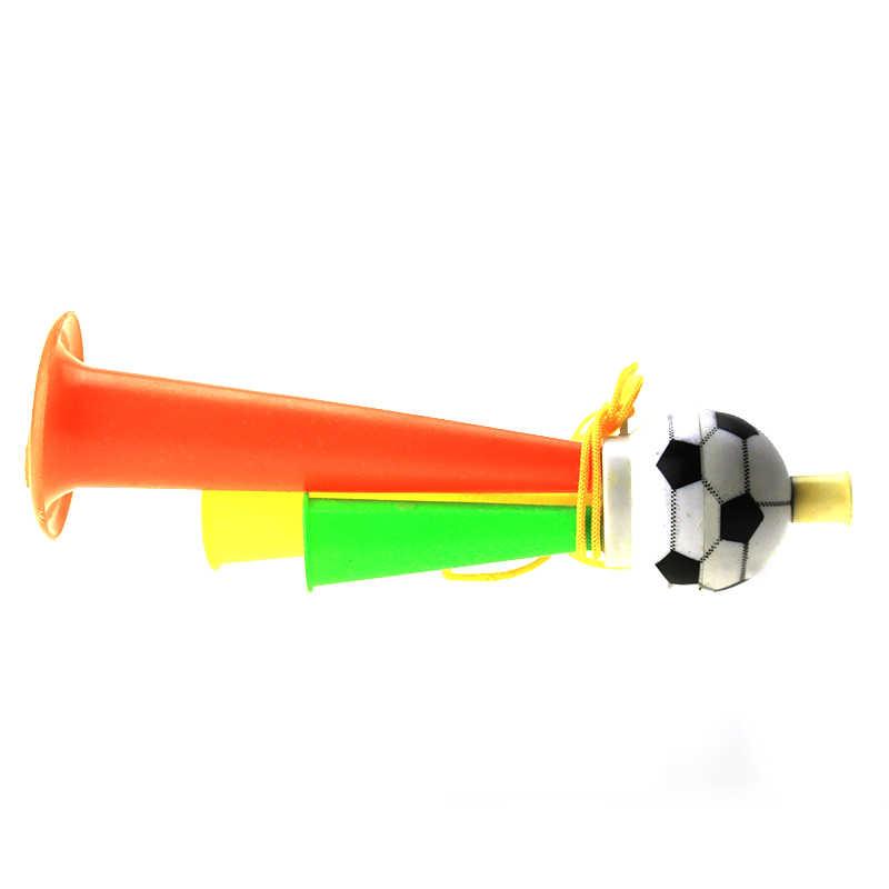 3 tamaños trompeta altavoces de fútbol trompa para animar Juegos de Deportes de la Copa del Mundo para los Fans/Fiesta en venta
