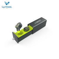 LYMOC TWS Bluetooth Headsets True Wireless Earphones Mini In Ear Magnet Charger Box Metal Music Sport