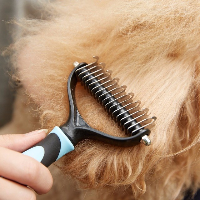 Professional Hair Comb for Dog