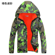 2016 Outdoor Winter Camouflage Snowboard Jacket Unisex Mens Womens Sports Coat Windbreaker Waterproof Ski Suit