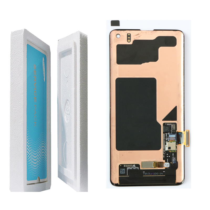 NEW ORIGINAL SUPER AMOLED S10 LCD For SAMSUNG Galaxy S10 G973F G973 S10 Plus G975 G975F NEW ORIGINAL SUPER AMOLED S10 LCD For SAMSUNG Galaxy S10 G973F G973 S10 Plus G975 G975F Touch Screen Digitizer Assembly