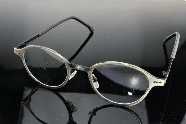 2608ad6e90 Por encargo bifocales multifocales progresivas lentes recetados gafas ver  cerca de lejos arma marco gris espectáculo