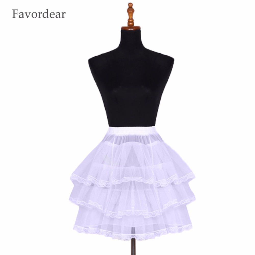 24775faa44a90 best white lace puffy layered dress ideas and get free shipping ...
