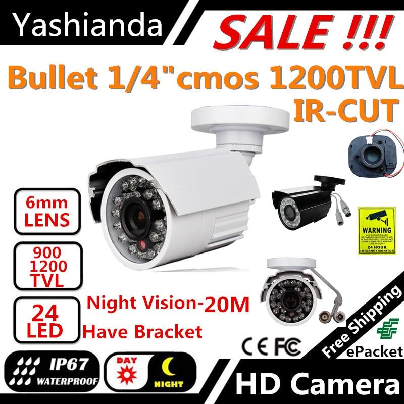 bilder für 1200TVL Cctv-kamera analogen IR Cut 24 Stunde Tag/Nachtsicht Video Im Freien Wasserdichte Stiftkamera kamepa