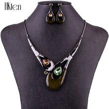 MS1504760, Модные Ювелирные наборы, высокое качество, колье, наборы для женщин, ювелирные изделия, разноцветные, кристалл, смола, уникальный дизайн, вечерние, подарок
