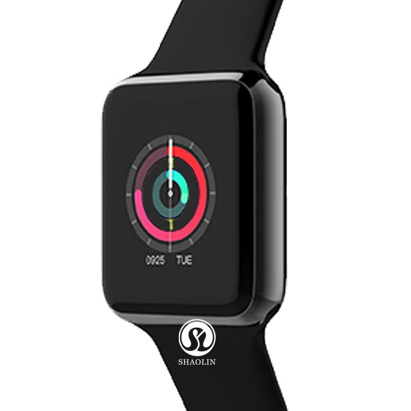 Nuevo bluetooth smart watch Serie 3 42mm smartwatch para aplicar iphone y android Teléfono