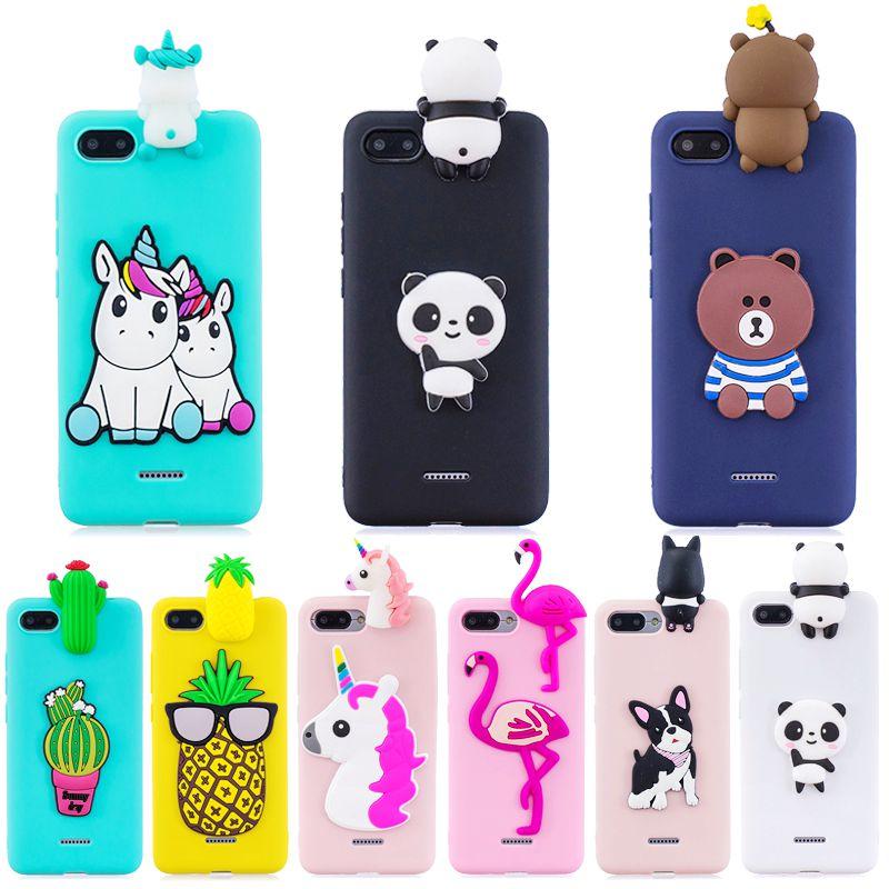 for Xiaomi Redmi 6A Case on for Coque Xiomi Xiaomi Redmi 5A 6A 4X 7A Case