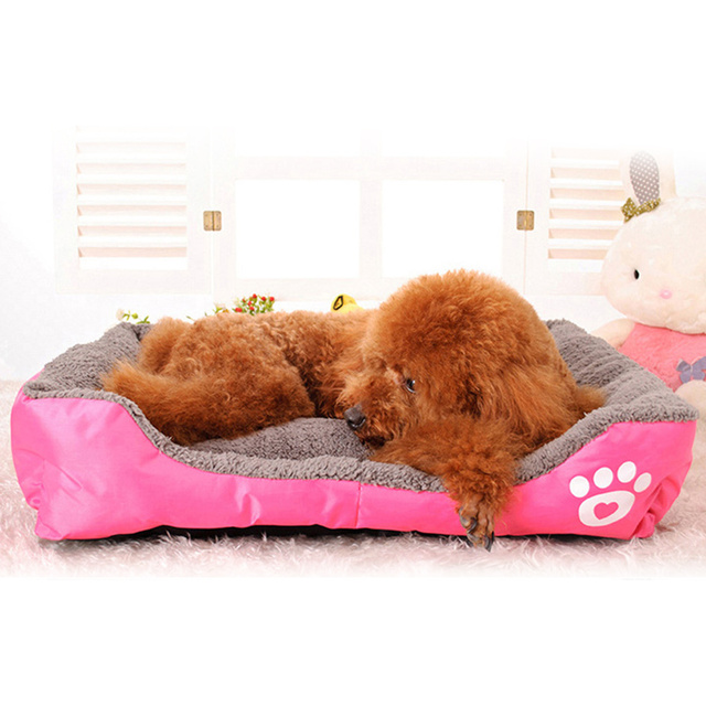 Pet Dog Cat Nest Bed Cushion House Pets Soft Warm Kennel Puppy Mat Store (Copy)