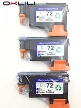 C9380A C9383A C9384A Печатающей головки печатающей головки для HP DesignJet 72 T1100 T1120 T1120ps T1300ps T1200 T1300 T2300 T610 T770 T790 T795