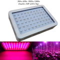 YOXLighting 600W 800W 1000W 1200W 1600W Double Chips LED Grow Light Full Spectrum For Indoor Plants and Flower Phrase High Yield