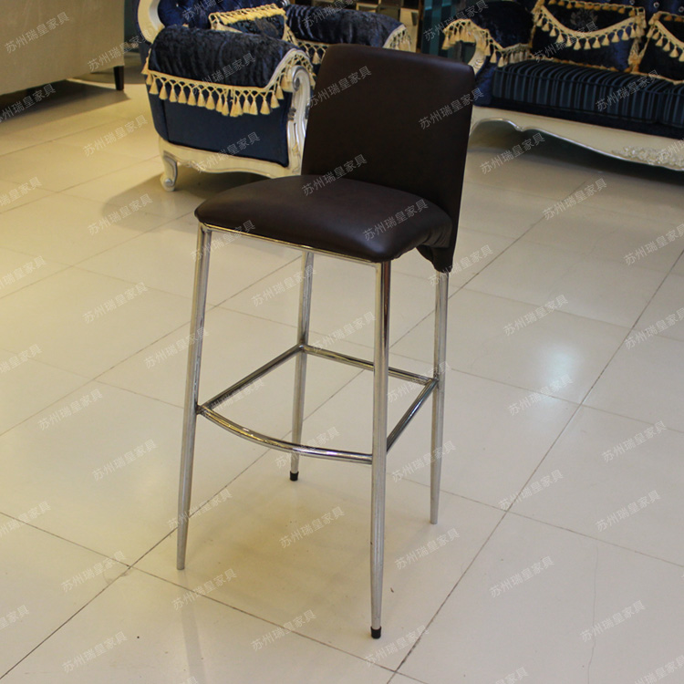 Red wine manufacturers custom stainless steel bar stool  : Red wine manufacturers custom stainless steel bar stool fashion casual tables and chairs Leather from www.aliexpress.com size 750 x 750 jpeg 152kB