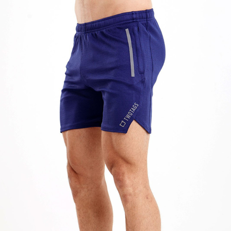 2019 Summer Sports Shorts Men Jogging Fitness Shorts Quick Dry Mens GymShorts Crossfit Sport Gyms Short Pants Men Beach Shorts in Trainning Exercise Shorts from Sports Entertainment