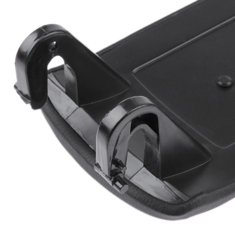 1Pcs Armrest Cover Leather Auto Car Center Console Armrest Lid Cover Cap for Audi A4 S4 A6 8E0864245P38M Interior Replacement (6)