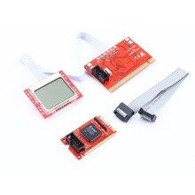 Tableta PCI Placa Base Tarjeta de Prueba Del Probador Del Analizador De Diagnóstico para PC Portátil De Escritorio PTI8