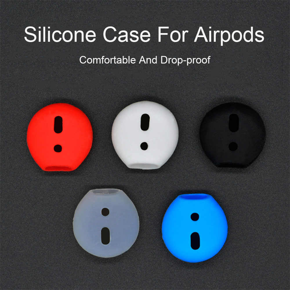 funda cute for air pods for Apple airpods case leather cover cartoon  skin key ring accessories keychain i10 12 tws luxury cases