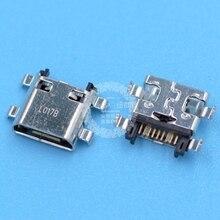 Высокое качество зарядки Порты и разъёмы для Samsung I8262D i8260 i8162 S6812 S7582 g350 G530 Micro 7pin разъем USB