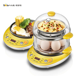 Multifunction Mini Omelette Egg Boiler Electric Frying Pan Hot Milk Hot Meals Breakfast Machine Appointment Timing Anti-dry