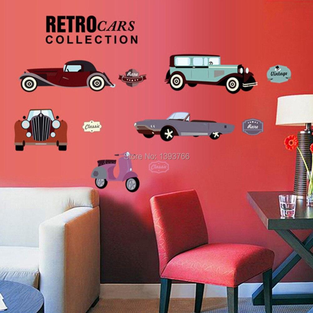 Online kopen wholesale auto nursery decor uit china auto nursery ...