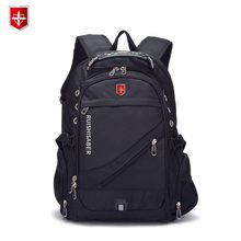 22a573f1c6f9 New Oxford Swiss Backpack Man External Charging USB 15 17 Inch Laptop Women  Travel Rucksack Vintage School Bags bagpack mochila