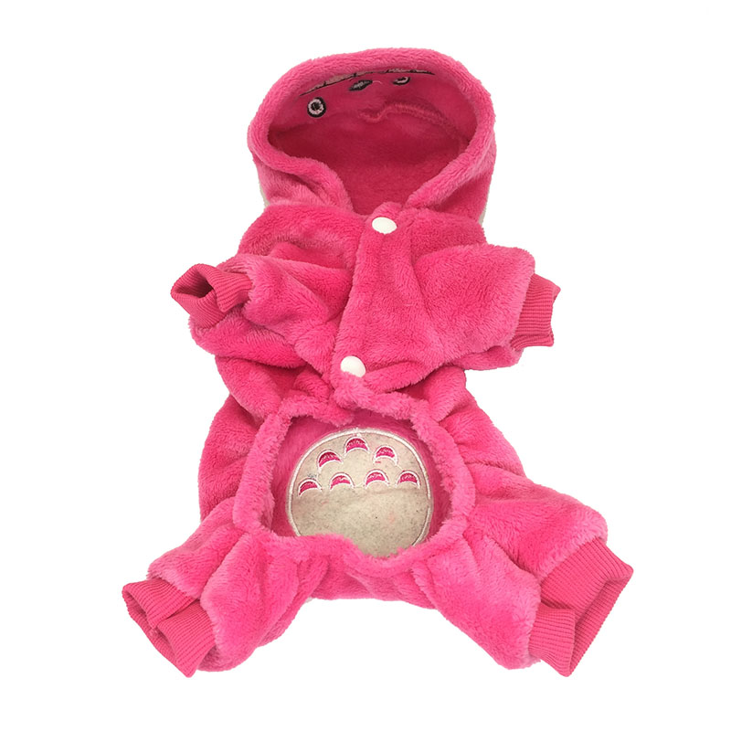 Cute Cat Costume Winter Pet Clothes For Cat Puppy Small Dog Fleece Hoodies Suit Cold Weather Kitten Outfits Xs S M L Xl 2xl #5