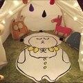 Муслин пеленание обертывание детская Комната Декор каваи мультфильм couette enfant игровой коврик новорожденный фотографии реквизит детское одеяло