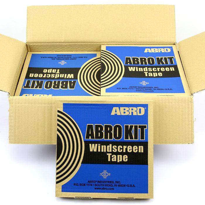 GZTOPHID HOT! ABRO snake butyl windscreen sealant adheslve for headlamp sealing high quality сумка abro 027367 18 91