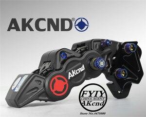 Image 4 - Dành cho Xe Yamaha nvx155 aerox155 40mm phanh phanh giá đỡ xe máy modifivation CNC aluminim hợp kim phanh phanh chân đế
