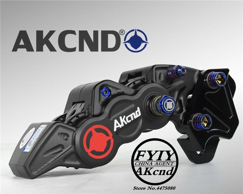 Image 4 - For Yamaha nvx155 aerox155 40mm brake caliper bracket motorcycle modifivation CNC aluminim alloy brake caliper bracket-in Brake Shoe Sets from Automobiles & Motorcycles