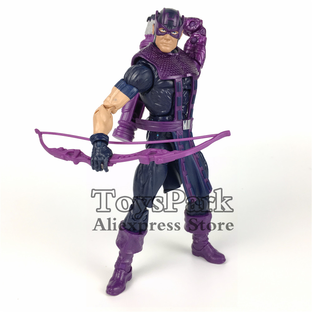Hawkeye Marvel Select Allfather BAF Series