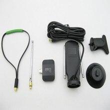 Цифровой DVB-T2 ТВ приемник Micro Настройщик USB для телефонов на базе Android с Bluetooth или зарядного устройства с OTG DVB T2 DVB-T Pad HD ТВ палка с двойной антенной