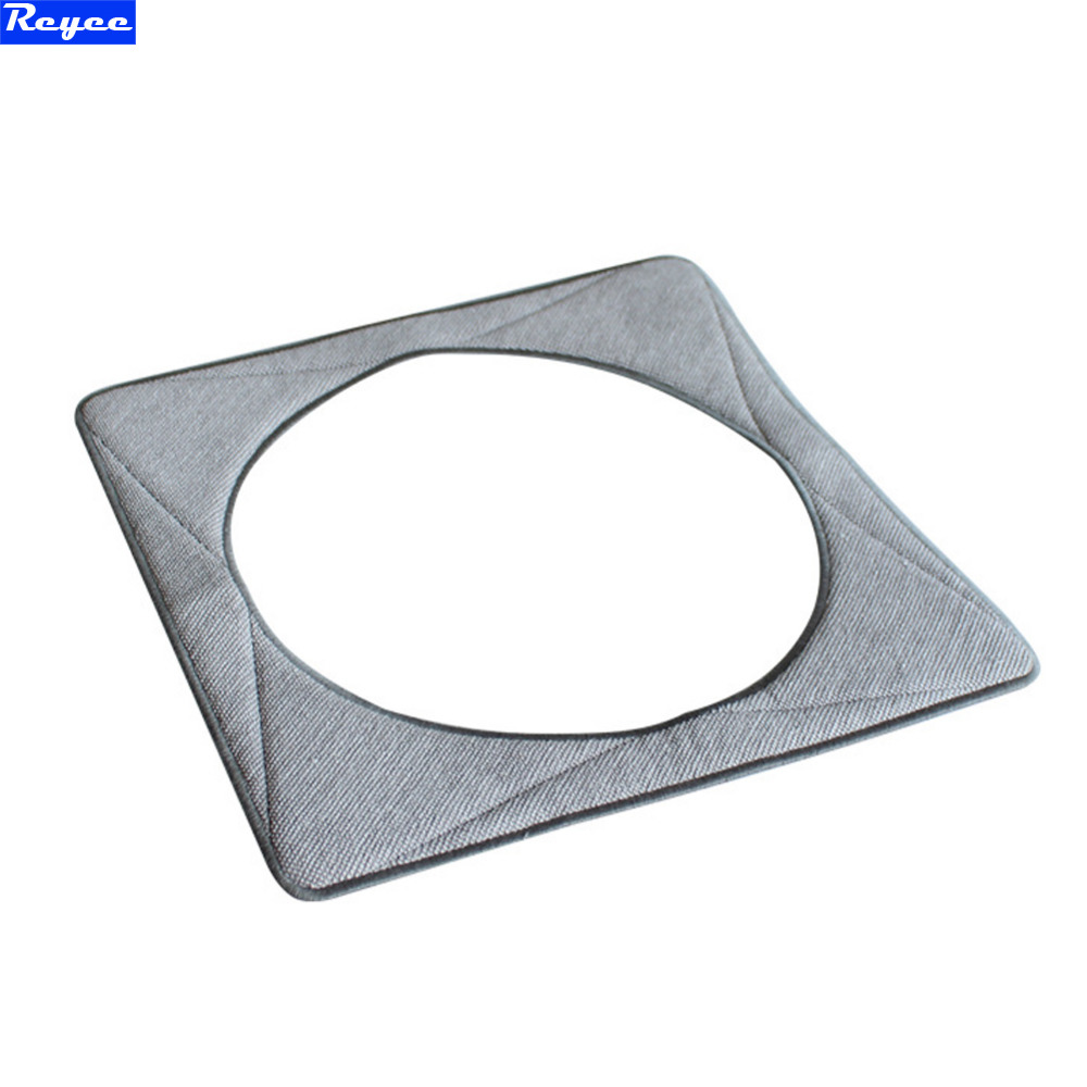 3 Pcs Replacement Microfiber Cleaning Pads Cleaner Cloth For ECOVACS Winbot W930 / W-S032 9 series Robot Vacuum Cleaner средство для чистки сукна norditalia nir cloth cleaner аэрозоль 400мл