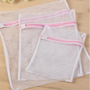 Underwear Socks Clothes-Protection-Net Bra Wash-Bags Mesh Washing-Machine Laundry Foldable