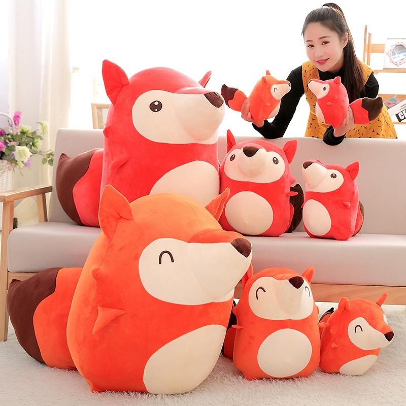 20cm Cute Ali Fox Lover Baby Soft Doll Plush Toys Soft Cotton Stuffed Animals Toys,Birthday Gift 23