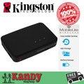 Kingston MobileLite 64 GB sem fio G3 Pro multi - função disco rígido móvel carregador de emergência leitor de cartão compartilhamento wi fi transmissor