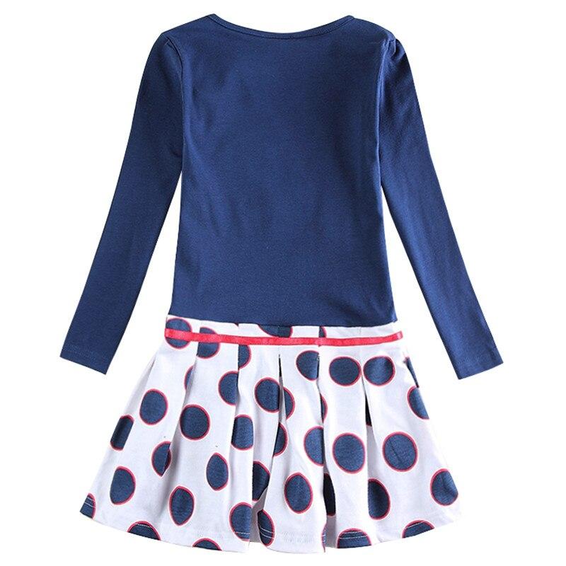 6b0fd18116dc Girls flower frocks children clothes nova factory floral embroidery ...