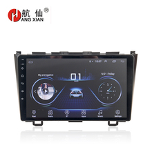 HANG XIAN 9 Quadcore Android 8.1 Car radio for HONDA CR-V 2006-2011 car dvd player GPS navigation car multimedia