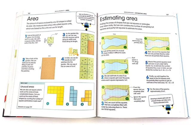 How to be Good at Maths The Simplest-ever Visual Guide Book 2
