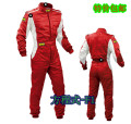 New pieces of racing suits motorcycle riding uniforms club uniforms fire - retardant gloves kart Free Shipping