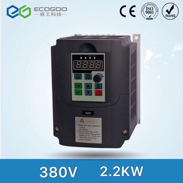 2.2kw 380V Multi-Functional Frequency Solar Inverter, DC-AC Drive2.2kw 380V Multi-Functional Frequency Solar Inverter, DC-AC Drive