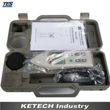 Programowalny miernik poziomu dźwięku 30dB do 130dB TES1352S tanie tanio 30 ~ 130dB 0 1dB 31 5 Hz to 8KHz IEC61672