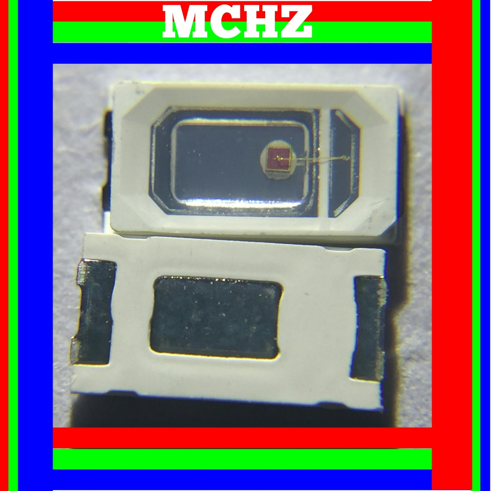 200 pièces 5630/5730 SMD/SMT rouge SMD 5730 plante rouge LED montage en saillie rouge 2.0 ~ 2.6 V 660nm Ultra Birght diode LED puce 5730 rouge