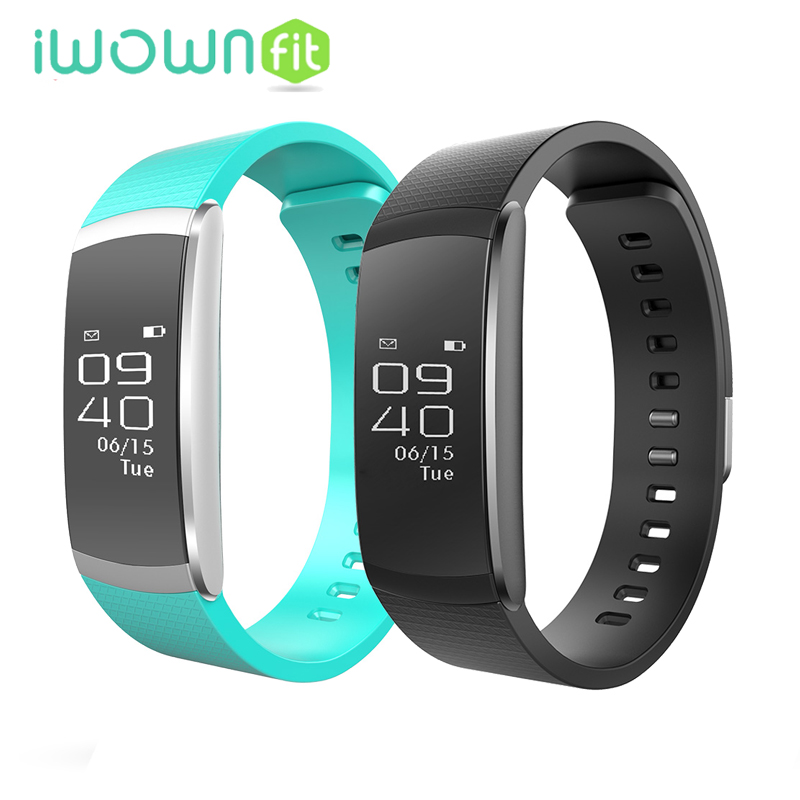 IWOWN i6 PRO Smart Band Wristband Heart Rate Monitor Sport Activity Fitness Tracker Smart Bracelet Watch Reloj inteligente