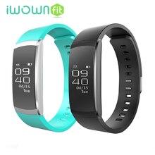 Iwown i6 pro Smart Band Браслет Heart Rate Мониторы спортивной деятельности Фитнес трекер Смарт часы-браслет Reloj inteligente