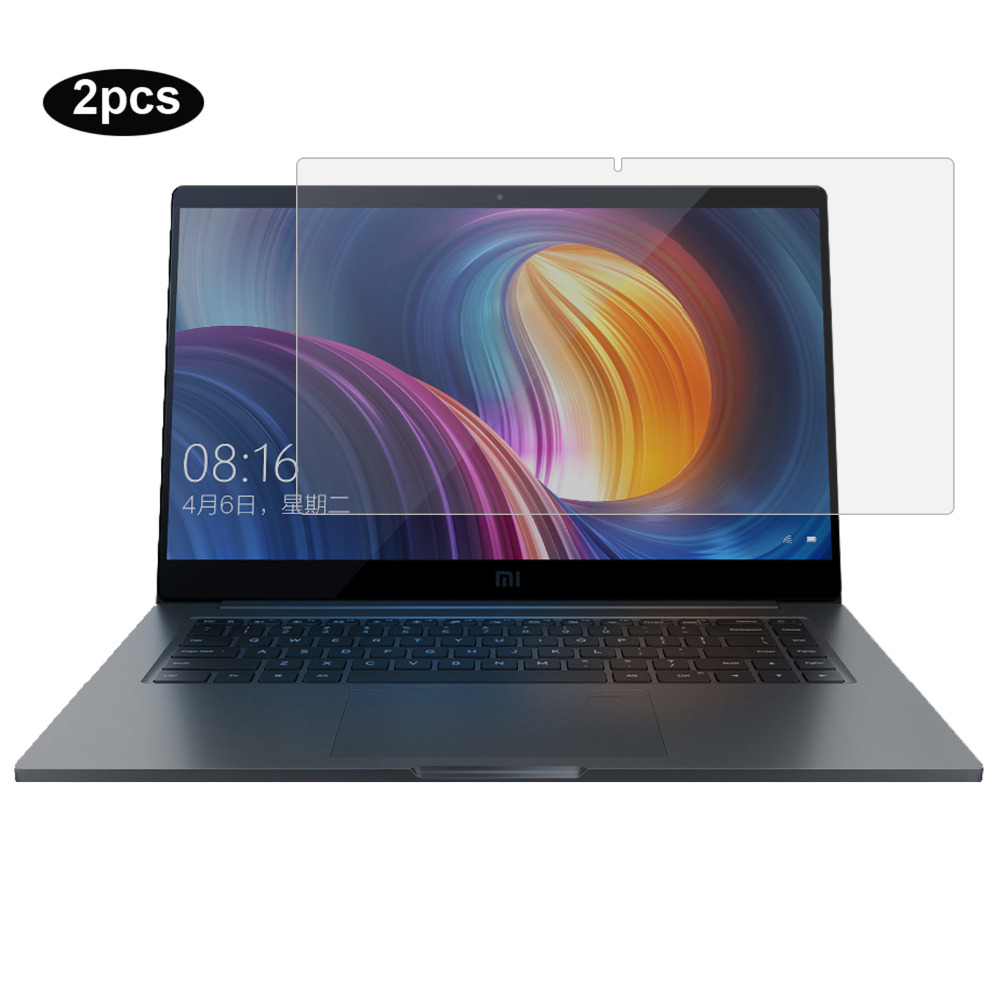 Anti Glare 15,6 zoll Laptop Screen <font><b>Protector</b></font> Matte LCD Screen Schutz Film für Xiao mi mi <font><b>notebook</b></font> <font><b>Pro</b></font> laptop, 2 stücke image