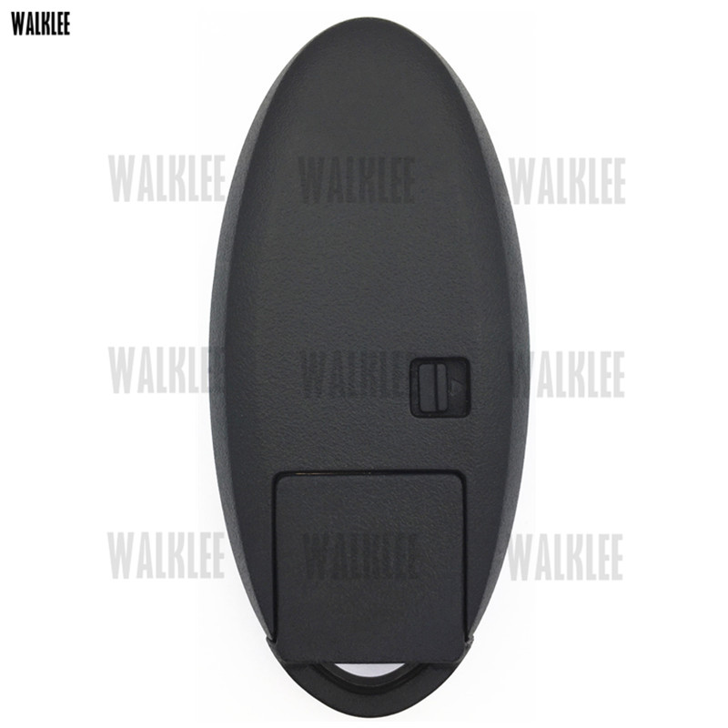 Image 4 - WALKLEE Smart Remote Key suit for Nissan Micra K13 / Juke F15 / Note E12 / Leaf / 433.92MHz / ID46 Chip TWB1G662-in Car Key from Automobiles & Motorcycles