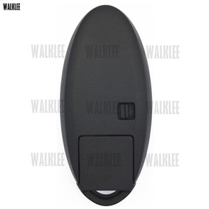 Image 4 - WALKLEE Smart Remote Key suit for Nissan Micra K13 / Juke F15 / Note E12 / Leaf / 433.92MHz / ID46 Chip TWB1G662