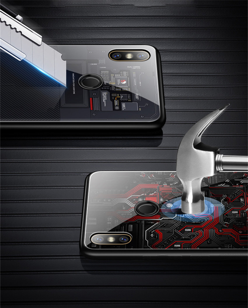 Aixuan Tempered Glass Phone Case (4)