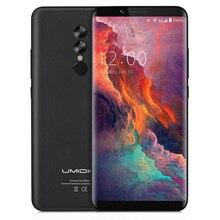 "Umidigi S2 Pro 4G phablet Android 7.0 6.0 ""helio P25 octa Core 2.6 GHz 6 GB RAM 128 GB ROM 13.0MP + 5.0MP cámaras traseras dual tipo C"